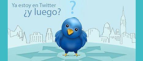 5 de los mejores eBooks gratis en español sobre Twitter | Redes Sociales_aal66 | Scoop.it