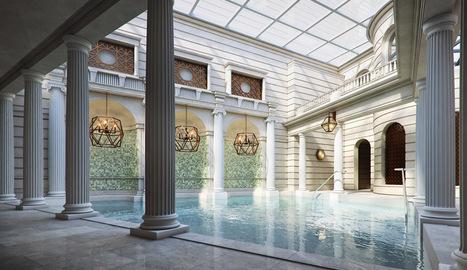 Le Gainsborough Bath Spa ouvrira ses portes au printemps 2014 - Silencio | Hôtels de luxe | Scoop.it