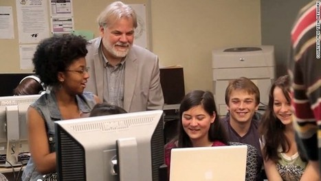 High school learns to love students' tech habits | Mobile Learning in PK-16 & Beyond... | Scoop.it