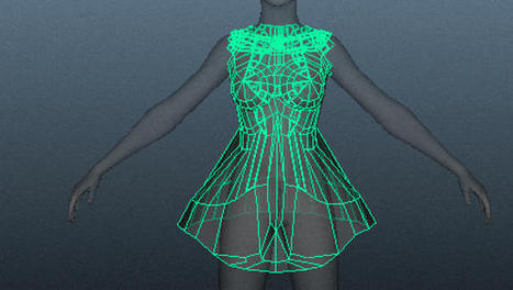 Computational Fashion Design And How Will It Make Us All Look Awesome | Architecture, design & algorithms | Scoop.it