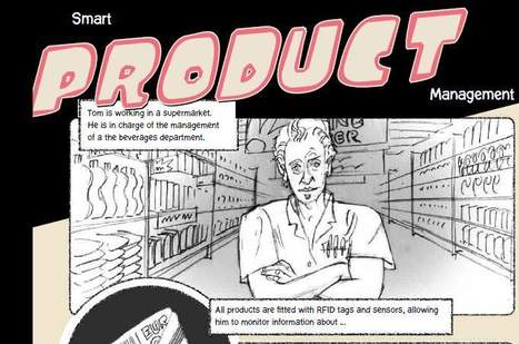The Internet of Things Comic Book - iProgrammer   The Internet of Things   Scoop.it