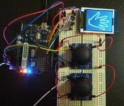 Render vector graphics with Arduino | Arduino progz | Scoop.it