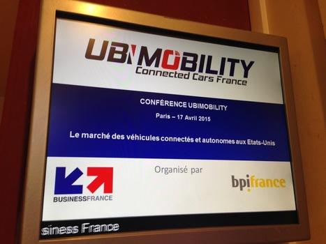 La French Tech prête à relever le défi américain de la voiture connectée et autonome | INFORMATIQUE 2015 | Scoop.it