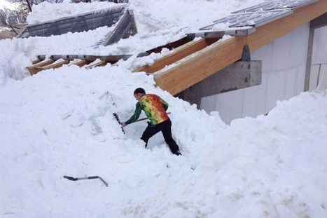 6 Olympic workers fall from roof of bobsled centre while clearing snow   Edmonton Roof Snow Removal   Scoop.it