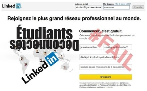 Moué, je suis pas convaincu de l'utilité de LinkedIn | Recrutement 2.0 | Scoop.it