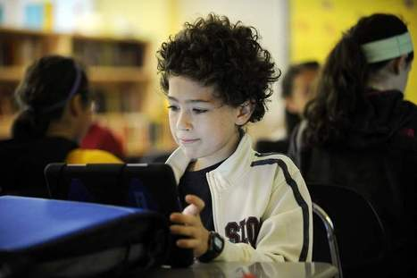 Needham High Rock School begins instruction with iPads - Wicked Local Needham | Learning with Tablets | Scoop.it
