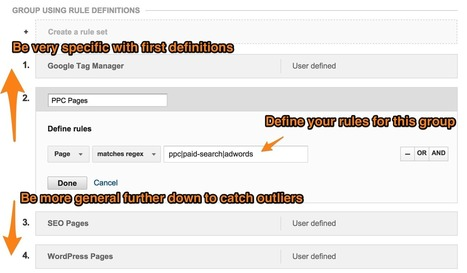 Advanced Content Analysis in Google Analytics | SEO Tips, Advice, Help | Scoop.it