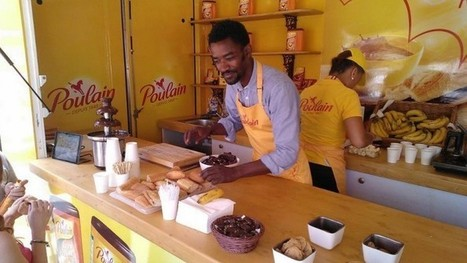 Poulain régale les gourmands avec son roadshow chocolaté | streetmarketing | Scoop.it