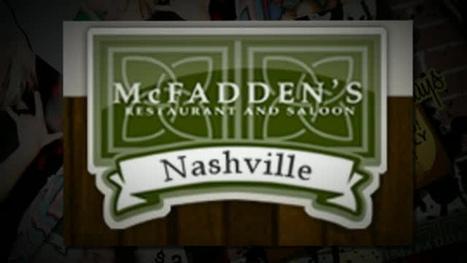 Mcfadden's Nashville | McFadden's Nashville | Scoop.it