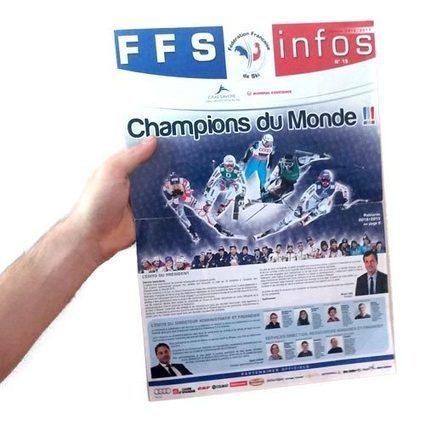 NOUVEAU La FFS lance son E-magazine. Bienvenue au nouveau « FFS infos » ! | FFS | web@home    web-academy | Scoop.it