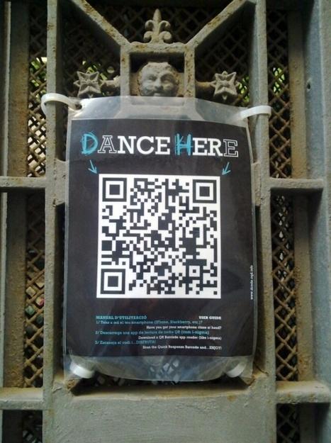 Danza y códigos QR. Ciudades que Danzan CQD | Códigos QR ... | VIM | Scoop.it