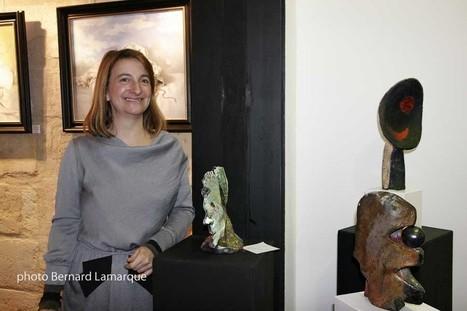 La galerie Axiome présente les sculptures d'Albane Roux - Bordeaux Gazette actualités et informations Bordeaux CUB | Bordeaux Gazette | Scoop.it