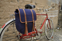 Sustainable Bike Bags by United by Blue | Active Commuting | Scoop.it