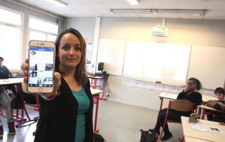 Bonneuil : elle utilise Instagram pour motiver ses élèves à apprendre | POURQUOI PAS... EN FRANÇAIS ? | Scoop.it