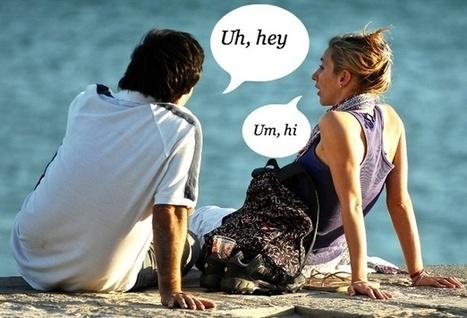 Men Say 'Uh' and Women Say 'Um' | Troy West's Radio Show Prep | Scoop.it