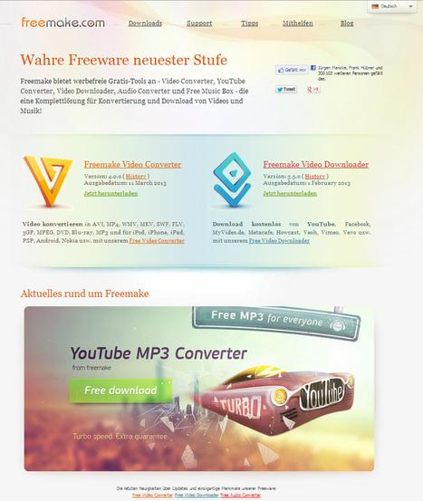 Freeware Softwaretool für Einsteiger ins Videomarketing und Videoproduktion | Video Marketing & Content DE | Scoop.it