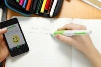 Tech Meets Handwriting: Lernstift Pen Buzzes to Correct Your Spelling ... - TIME | Loss of hand writing ability of students | Scoop.it