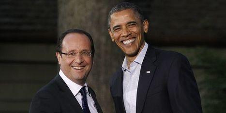 Hollande et Obama : «L'alliance entre nos deux pays s'est transformée » | Monde | Scoop.it