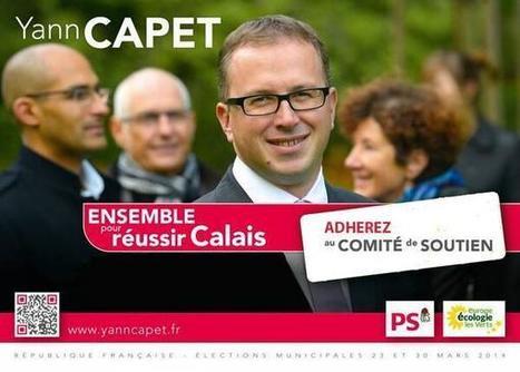 Twitter / PhilippeVASSEUR : CALAIS MUNICIPALES : Adhérez ... | Calais | Scoop.it