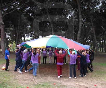 Unas 200 mujeres participan en las actividades deportivas y juegos ... | JUEGOS POPULARES | Scoop.it