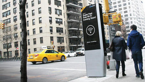 Report: NYC's Google-Backed Wi-Fi Kiosks Are A Privacy Nightmare | Ville et numérique | Scoop.it