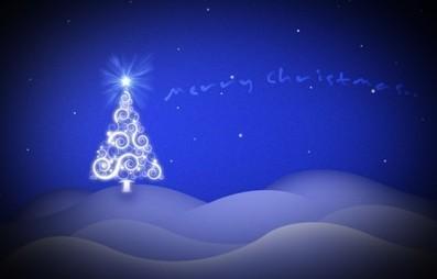 Plantilla PSD de poster de Navidad | Plantilla | navidad2012 | Scoop.it