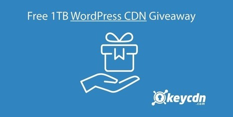 WordPress CDN Giveaway - Win a 1TB KeyCDN Account | Free & Premium WordPress Themes | Scoop.it