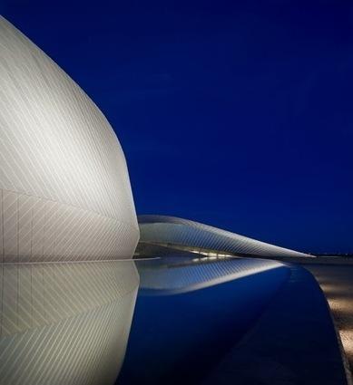 Bio-mimicry in Architecture | Asia: Modern architecture | Scoop.it