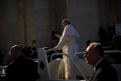 Pope Francis' Old Colleagues Recall Pragmatic Streak   Coffee Party Equality   Scoop.it
