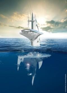 Objectif 2014 pour le vaisseau océanographique SeaOrbiter | Plongée Magazine | SeaOrbiter | Scoop.it