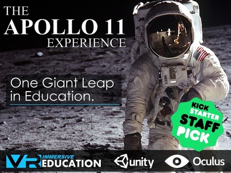 The Apollo 11 Virtual Reality Experience - Education VR | Learning, Teaching & Leading Today | Scoop.it