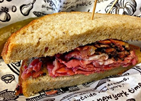 Corned Beef, Rye And Why Detroit Jewish Delis Might Just Be The Best Around | Urban eating | Scoop.it