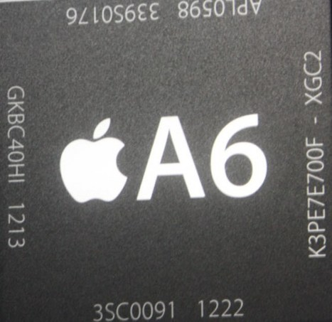 Apple spent $500M for it's custom A6 processor to say 'f*** you' toSamsung | Design thinking | Scoop.it