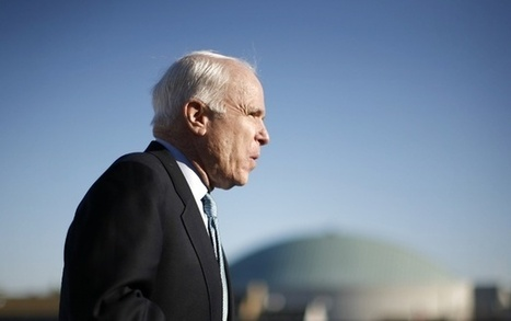 Why Do Newspapers Keep Publishing Op-Eds by John McCain? | NGOs in Human Rights, Peace and Development | Scoop.it