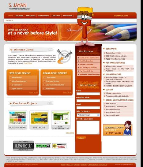Freelance Brochure Designer Chennai | Freelance Brochure Designer Chennai | Scoop.it