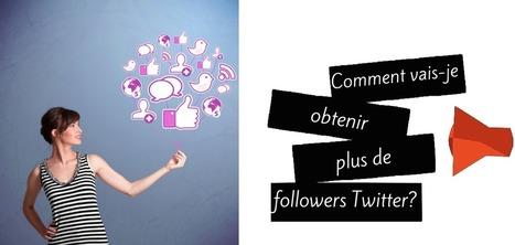 Les 7 stratégies gagnantes pour avoir des abonnés sur Twitter | Les conseils ou infos simples et utiles ! | Scoop.it