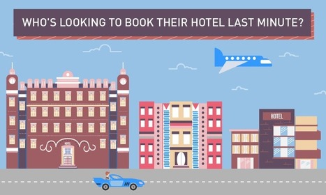 Who's Looking to Book a Hotel Last Minute? Sojern Data Sheds Light | Tourism marketing | Scoop.it