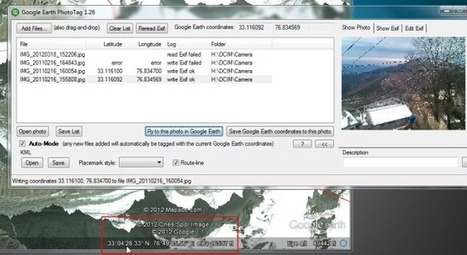 Use Google Earth To Geo Tag Photos & Delete GPS Data | OpenSource Geo & Geoweb News | Scoop.it