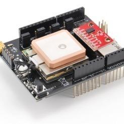 An Arduino powerer, easily extendable GPS Datalogger | Open ... | Comobility | Scoop.it