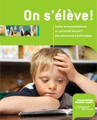 Une trousse d'outils pédagogiques pour les enseignants confrontés au handicap | HANDIMOBILITY | école et handicap | Scoop.it
