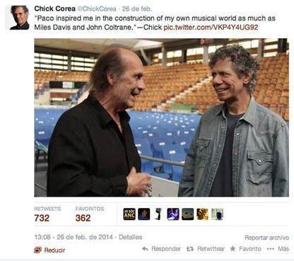 The tributes to Paco de Lucía pour out worldwide | Flamenco | Scoop.it