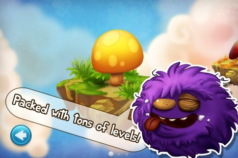 Hairy Balls - Free App A Day - The best paid apps for free daily ... | iPads  For Instruction | Scoop.it