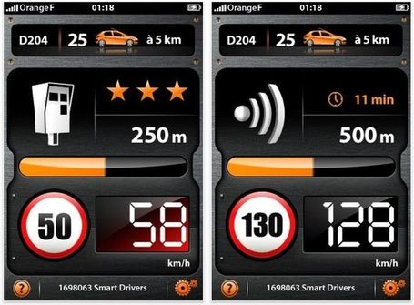 iPhone / Android : les meilleures applications gratuites pour la voiture | formation 2.0 | Scoop.it