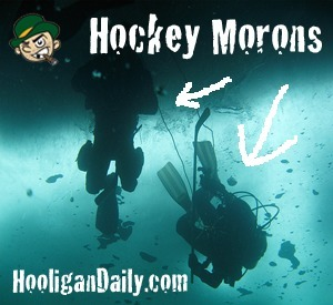 Hockey Team Found Floating Under Water - Hooligan Daily | All about water, the oceans, environmental issues | Scoop.it