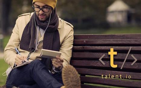 RH : Talent.io lève 2 millions d'euros pour réinventer le recrutement des développeurs | Midi-Pyrénées en action pour l'emploi | Scoop.it
