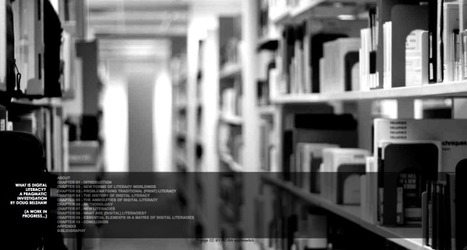 Read the first complete draft of my doctoral thesis on digital literacies. | dougbelshaw.com/blog | EdTech, E-Learning | Scoop.it