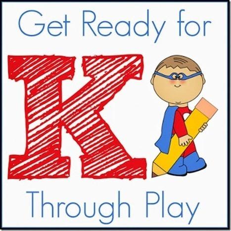 Announcing a Summer Blog Series on Kindergarten Readiness - Mama Smiles - Joyful Parenting | Educational Fun for Kids | Scoop.it