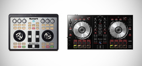 Start DJing Now: Six Controllers for Under $300 Reviewed   DJing   Scoop.it
