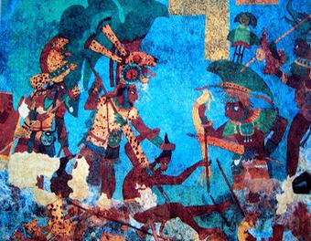 Literatura y Mundo Maya: La Guerra Nocturna Maya | Kukulkán: El dios de dioses | Scoop.it