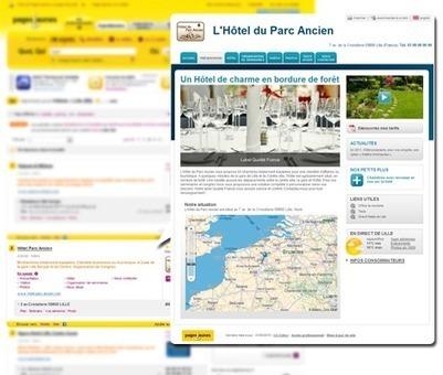 Les Pages Jaunes se lancent dans la réservation hôtelière - Hospitality On - Hospitality HUB and hotels news | Distribution hôtelière | Scoop.it